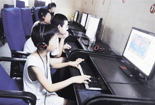 青少年沉迷网络现象在世界各地都普遍存在